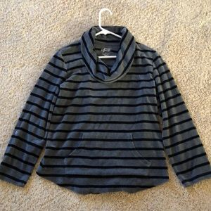 Style & Co cowl neck sweatshirt